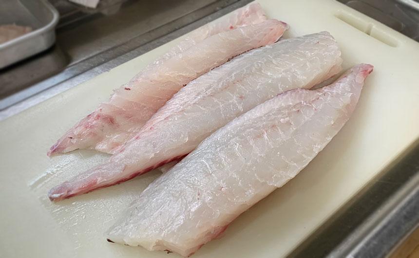 鯛の捌き方