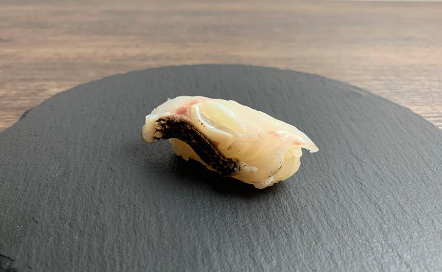 黒目鯛の炙り
